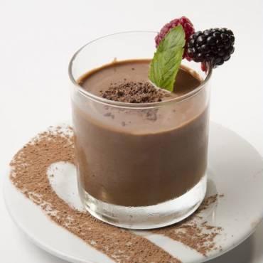 Шоколадный полдник