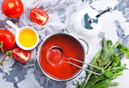 Томатный суп – идеально для здоровья и похудения