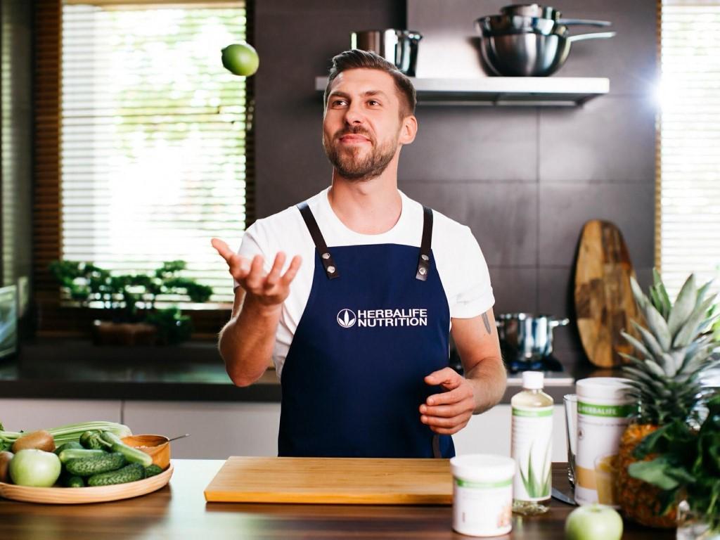 Продукты Гербалайф на вашей кухне