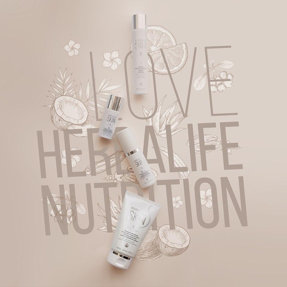 Сбалансированное питание для кожи