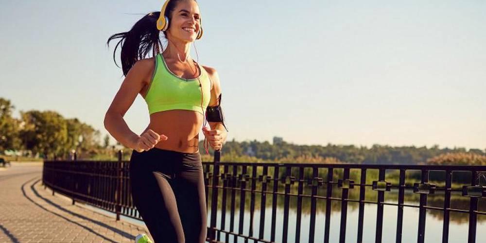 Бег для похудения: как сжечь калории