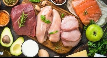 Белковые продукты для похудения с таблицей